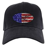 Van Gogh's Flag of the US Black Cap