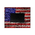 Van Gogh's Flag of the US Picture Frame