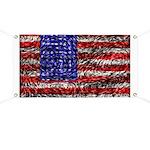 Van Gogh's Flag of the US Banner