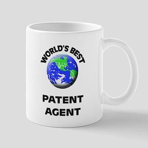 World's Best Patent Agent Mug