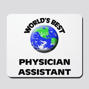 World's Best Physician Assistant Mousepad