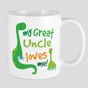 My Great Uncle Loves Me Mug
