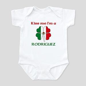 Rodriguez Family Infant Bodysuit