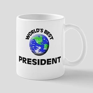 World's Best President Mug