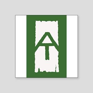 Appalachian Trail White Blaze Sticker