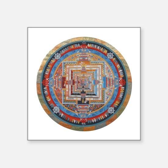 Mandala one Sticker