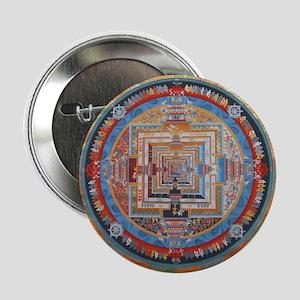 """Mandala one 2.25"""" Button"""