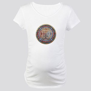 Mandala one Maternity T-Shirt