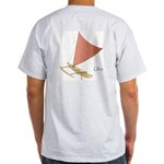Ulua T-shirt (gray)