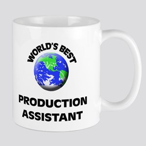 World's Best Production Assistant Mug