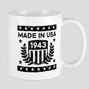 Made In USA 1943 Mug