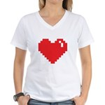 Pixel Heart T-Shirt
