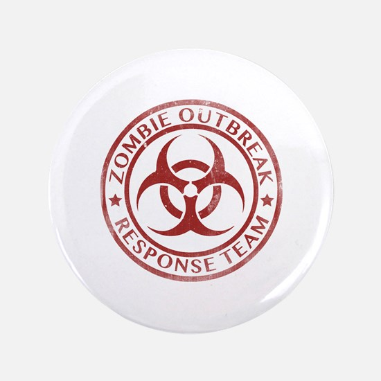 "Zombie Outbreak Response Team 3.5"" Button"