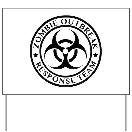 hazard yard signs cafepress Radioactive Kung Fu