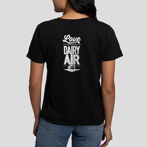 Dairy Air Women's Dark T-Shirt