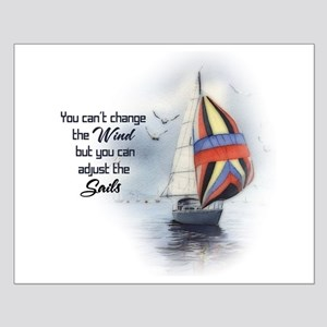 You Cant Change the Wind Posters