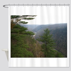 PA Grand Canyon Shower Curtain
