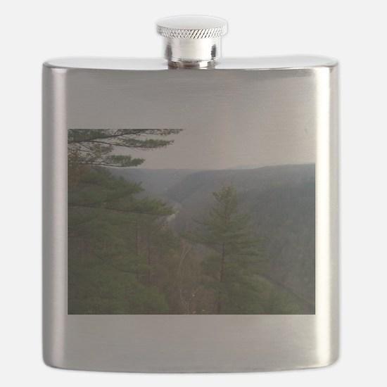 PA Grand Canyon Flask