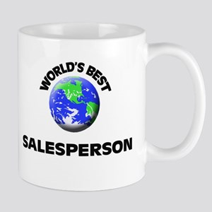 World's Best Salesperson Mug