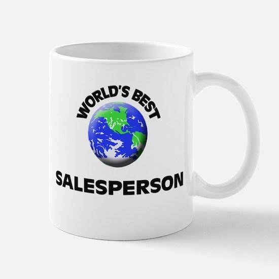 World's Best Salesperson Mug