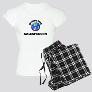 World's Best Salesperson Pajamas