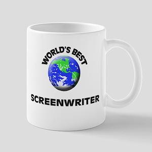 World's Best Screenwriter Mug