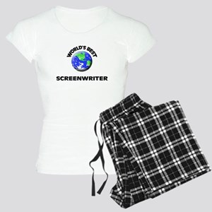 World's Best Screenwriter Pajamas