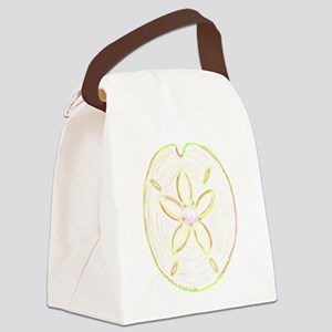235-sanddollar-large Canvas Lunch Bag