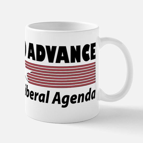 Liberal Agenda Mug