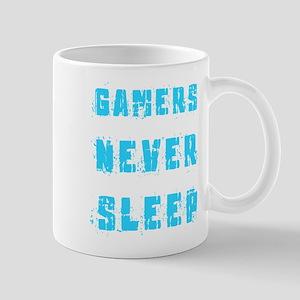 gamers never sleep Tasse