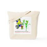 Farm Robot Tote Bag