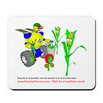 Farm Robot Mousepad