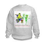 Farm Robot Kids Sweatshirt