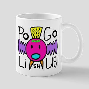 POGO design #10 Pogolishus Mug
