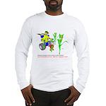 Farm Robot Long Sleeve T-Shirt