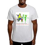 Farm Robot Ash Grey T-Shirt