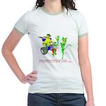 Farm Robot Jr. Ringer T-Shirt