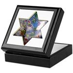 Star of David Keepsake Box