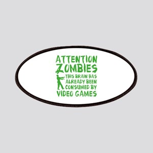 Attention Zombies Video Games Patches