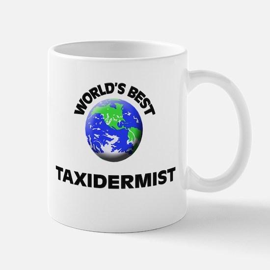 World's Best Taxidermist Mug