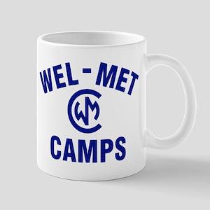 Wel-Met Camps Mug
