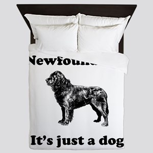 If Its Not A Newfoundland Queen Duvet