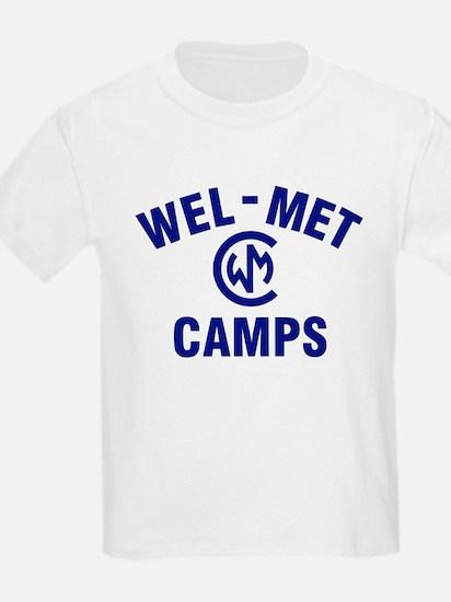 Wel-Met Camp Merchandise T-Shirt