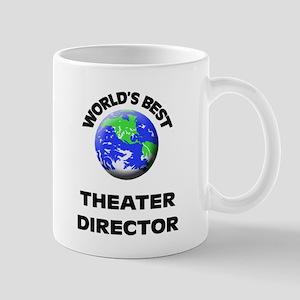 World's Best Theater Director Mug