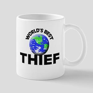 World's Best Thief Mug