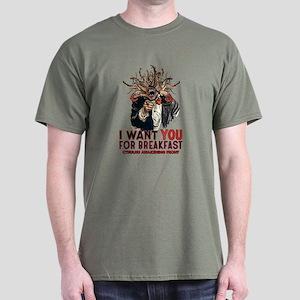 Lovecraft - Cthulhu Awakening Front T-Shirt