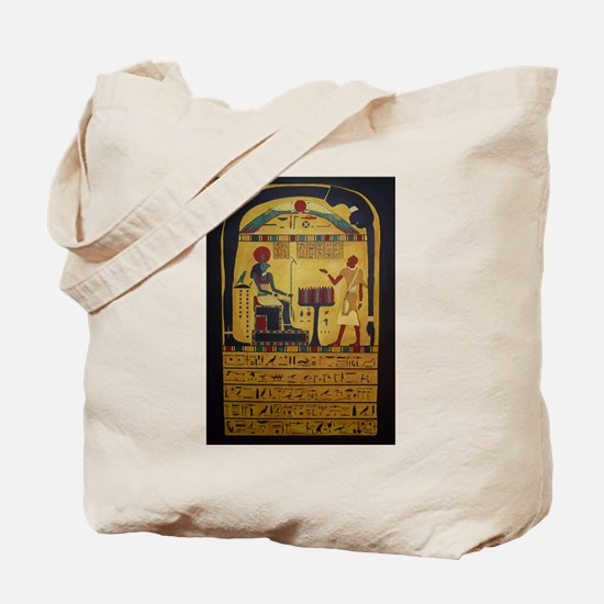 Stele of Revealing Tote Bag