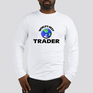 World's Best Trader Long Sleeve T-Shirt