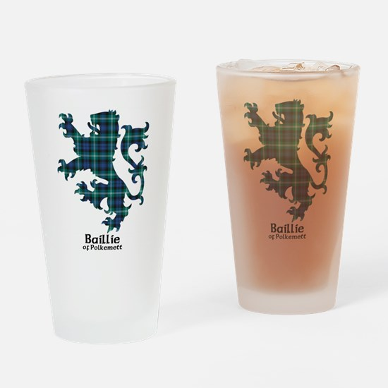 Lion - Baillie of Polkemett Drinking Glass