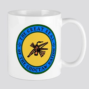 Great Seal Of The Choctaw Nation Mug